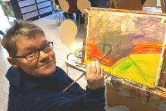 Maas schildert